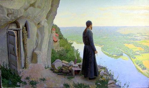 Поучение о терпении и послушании - Сайт прихода Великомученика и целителя  Пантелеимона в г.Вятке